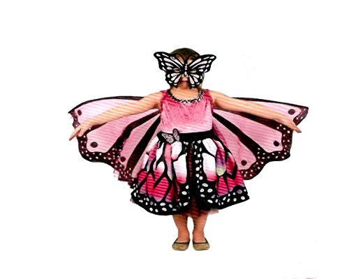 monarch-butterfly-3-pc-costume-dress-wings-mask-size-5-6-years-old
