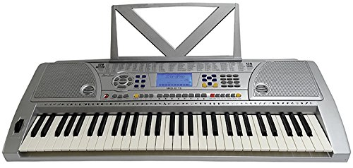 Main Street Guitars MKB-61TS 61 Note Touch Sensitive Keyboard from Main Street Guitars