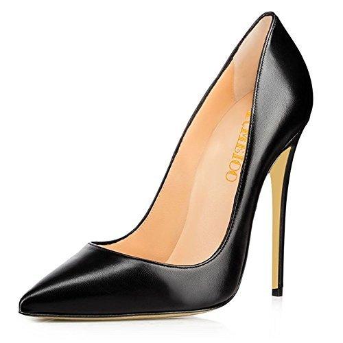Pointed Toe High Heel Slip