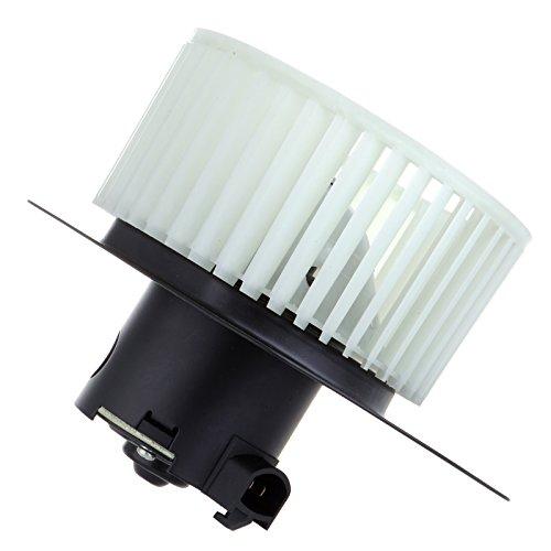 Eccpp Abs Plastic Heater Blower Motor W Fan Cage For