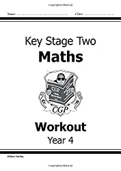 KS2 Maths Workout - Year 4: Workout Book