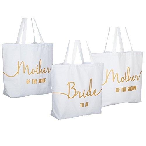 fourre de Blanc Sac mariage Cravate Bride 100 Elegantpark cadeaux tout coton pour Y6xgqxE8n
