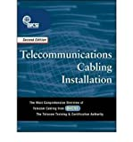 img - for [ { TELECOMMUNICATIONS CABLING INSTALLATION } ] by BICSI (AUTHOR) Oct-07-2002 [ Hardcover ] book / textbook / text book