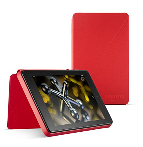 Standing Protective Case for Fire HD 6 , Cayenne