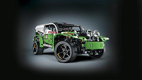 LEGO Technic 42039 - Auto da Corsa 4 spesavip
