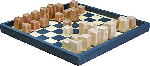 Chess Pieces with Deluxe Board - Made in USA made in Vermont