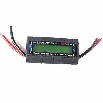 TaylorRoco 130 A Vatímetro amplificador multicanal medidor de humedad inversor analizador