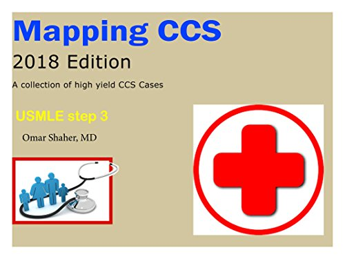 2018 Mapping CCS USMLE STEP 3 CD-ROM
