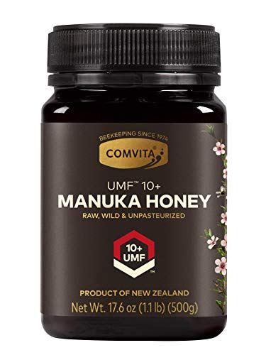 Comvita Certified UMF 10+ (MGO 263+) Manuka Honey | New Zealand's #1 Manuka Brand | Raw, Non-GMO, Halal, and Kosher | Premium Grade (17.6 oz) by Comvita (Image #7)