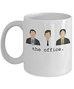 the office coffee mugs. the office mug crew by trinkets u0026 novelty merchandise 11oz funny coffee dwight schrute worlds best boss dunder mugs f