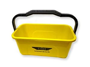 Ettore 86000 Super Bucket with Handle 3-Gallon New