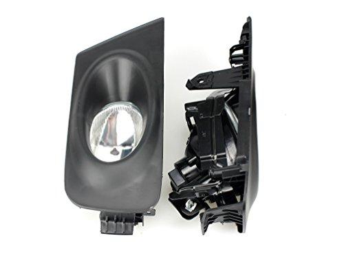 Front Car Fog Lamp for Honda Stream 2007 ,Fog Lights for Honda Stream 2007 with Switch Wiring Kit