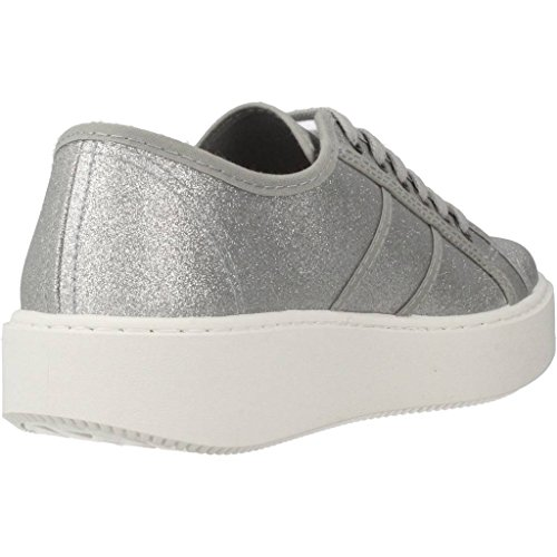 Victoria Unisex Adults' Basket Glitter Trainers Silver quality from china cheap amazon sale online buy cheap brand new unisex sKvk9i6
