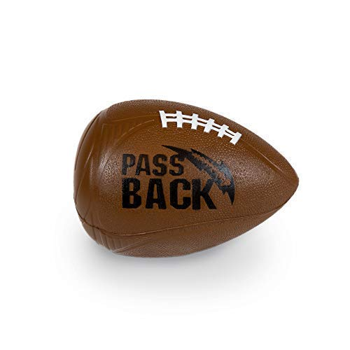 Passback Peewee Composite Football Elementary Training Football Ages 4-8