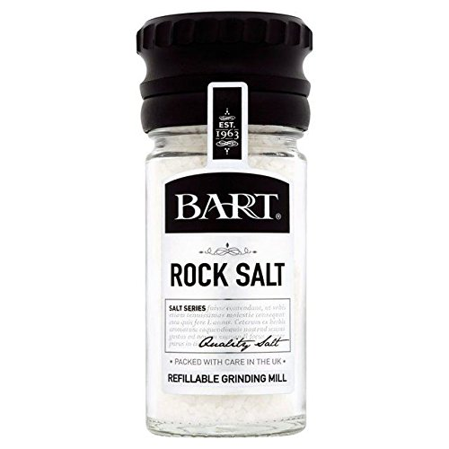 Bart Rock Salt Mill - 95g