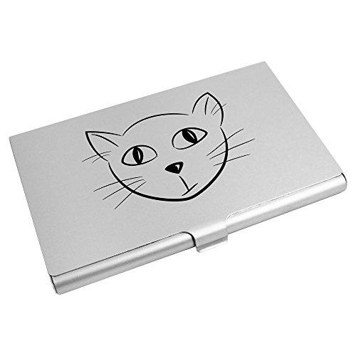 Head' CH00012352 Credit Wallet Card Card Azeeda Business Holder 'Cat Xq8R58