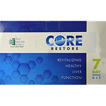 Amazon.com: Ortho Molecular - Core Restore Kit: Health