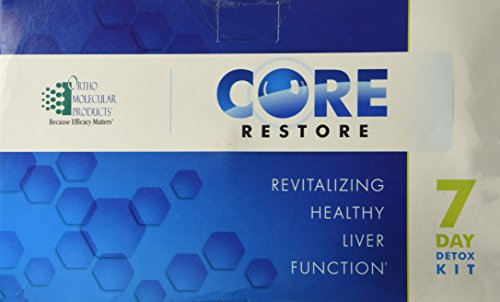 Ortho Molecular - Core Restore Kit by Ortho Molecular (Image #1)
