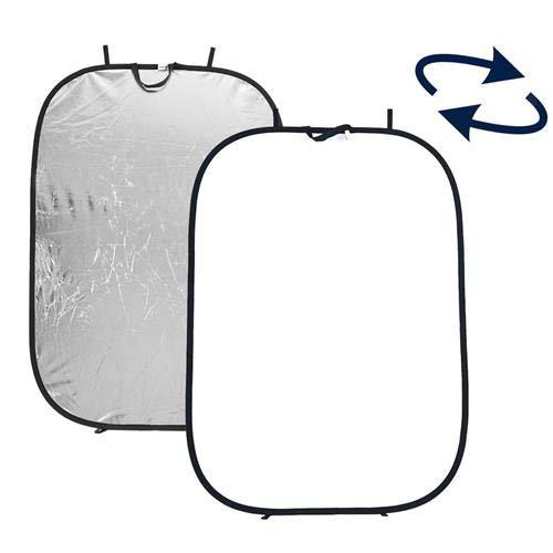 - Lastolite LL LR7231 6 x 4 Feet Panelite Collapsible Reflector (Silver/White)