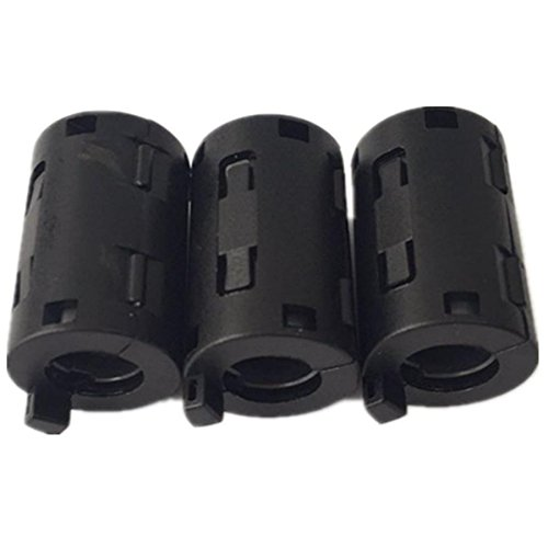 400ea slplit clamp filter ferrite ID0.43'' UF110 SCRC110 2132-1130 for diameter 0.39''-0.43'' cables by Hondark (Image #2)