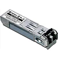 TRENDnet SFP to RJ45 Gigabit LC Module, TEG-MGBSX, Multi-Mode, Mini-GBIC, Up to 550 M (1800 Ft), Compatible w/Standard SFP Slots, Hot Pluggable, IEEE 802.3z Gigabit Ethernet, Lifetime Protection