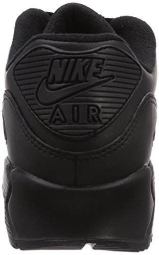 Nero Max Ginnastica Da Leather Nike Scarpe Air 90 x4pfvA5w0q