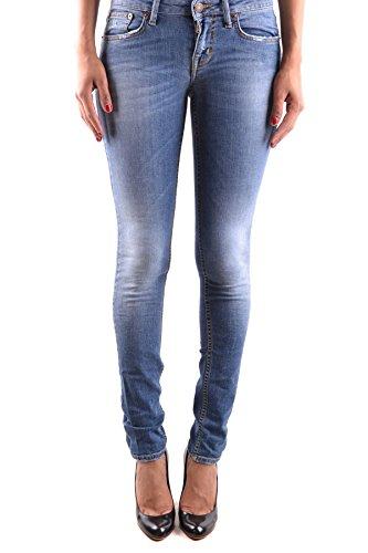 Reign Femme MCBI384051O Bleu Coton Jeans