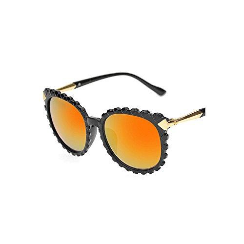 de Couleur lentille Noire Unisexe Classiques Hommes UV400 de de des Soleil protectrices TP Nuances Green Bleu Style Lunettes nwxqFZF8I