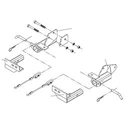 Amazon Com Rv Trailer Roadmaster Xl Bracket Kit