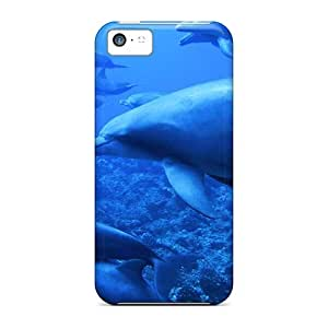 Durable Protection Case Cover For Iphone 5c(sea Life 37)