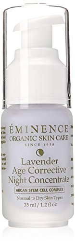 Eminence Lavender Age Corrective Night Concentrate, 1.2