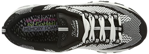 Basses Femme Skechers D'Lites Baskets D'Lites Skechers Basses Baskets O4qFn8