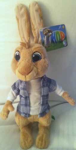"HOP the Movie Rabbit 11"" Plush E.b. Bunny Soft Cuddly Doll Toy"