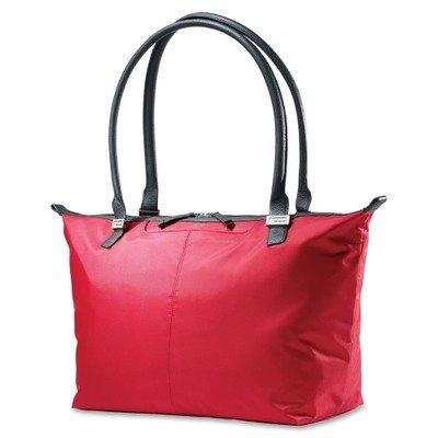 Samsonite Nylon Red Jordyn Ladies Laptop Bag 21.25 x 7.5 x 12
