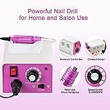 30000RPM Nail Drill, Electric Nail File Machine