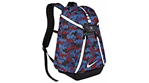 ef3e301519 Nike Hoops Elite Max Air Team 2.0 Basketball Backpack Navy Blue Red ...