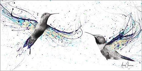 Posterlounge Cuadro de metacrilato 80 x 40 cm: Together We Fly de Ashvin Harrison