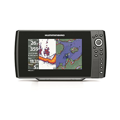 Best fishfinder gps combo reviews 2018 top rated 10 for The best fish finder