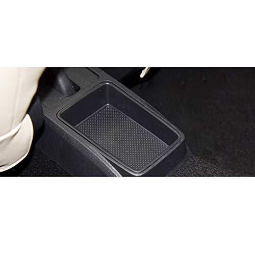 Caja de Almacenamiento Reposabrazos de Piel para Fabia/Fabia 2 2015-2017 Consola Central con Cenicero & Portavasos Negro: Amazon.es: Coche y moto