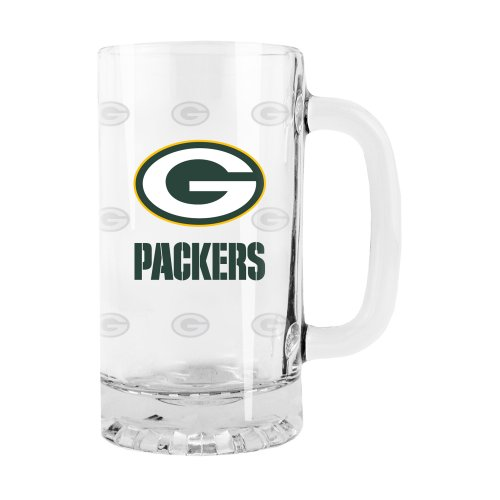 Green Packers Satin Tankard 16 ounce product image