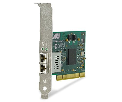 Allied Telesis at 2916Sx/Sc - Network Adapter - Plug-in Card - Pci Express X1 - Gigabit Etherne - At-2916Sx/Sc-901 from Allied Telesis