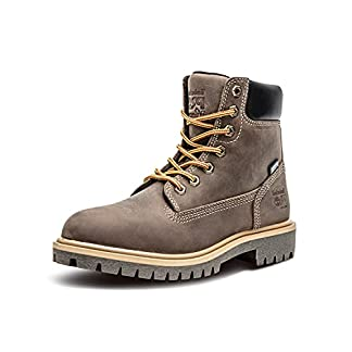 """Timberland PRO Women's Direct Attach 6"""" Steel Safety Toe Insulated Waterproof Industrial Boot 3"""