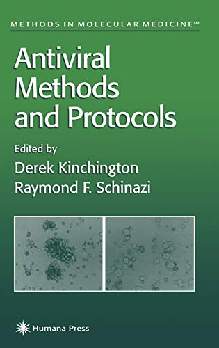 Antiviral Methods and Protocols (Methods in Molecular Medicine)
