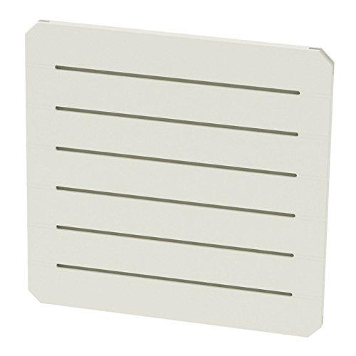 GOGO Panels - P1BW - Cream White - Standard Panel 2' x 2' - 1 Panel
