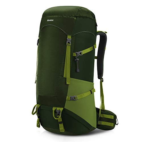 Gonex Backpack Traveling Camping Internal
