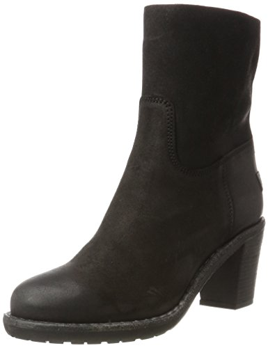 Shabbies WoMen Amsterdam Boots Black (Black 0001)