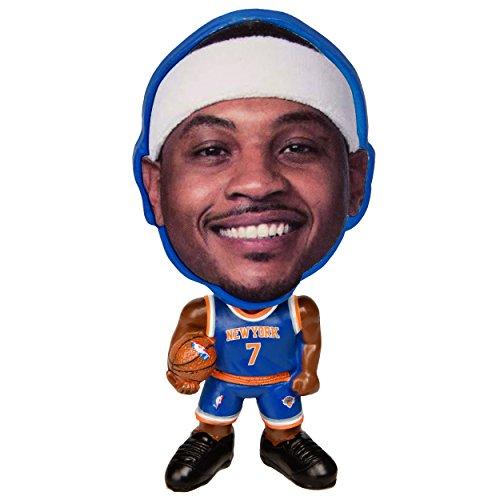 NBA New York Knicks Carmelo Anthony Unisex Anthony C. #15 Flathlete Figurine, One Size Carmelo Anthony Nba