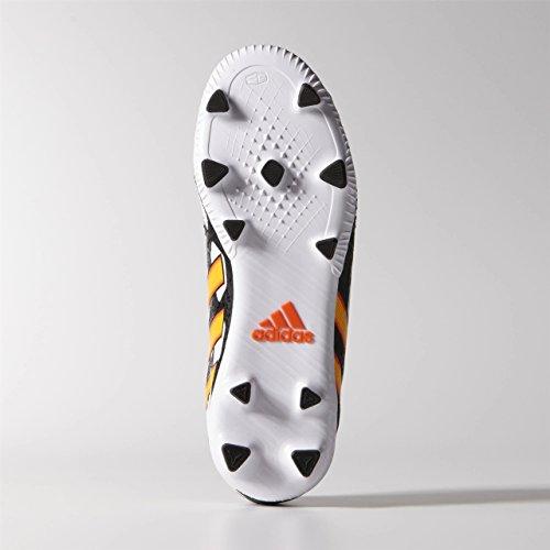 adidas Absolado Lethal Zones FG WC - Botas de fútbol para niño - negro/blanco