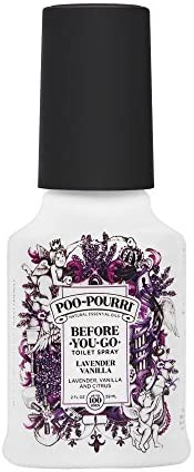 Poo Pourri Before You Go Toilet Lavender Vanilla product image