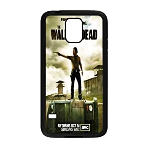 Diy Phone Cover The Walking Dead for Samsung Galaxy S5 WEQ459709